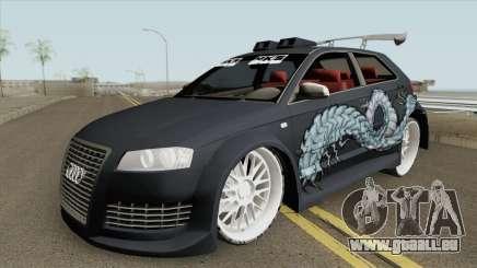 Audi A3 Tuning (NFSU2) pour GTA San Andreas