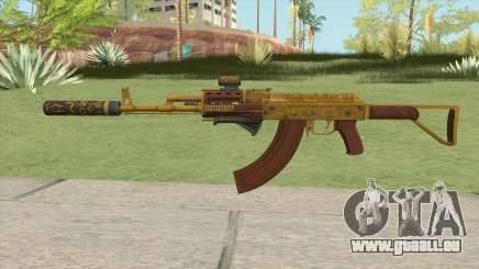 Assault Rifle GTA V (Complete Upgrade V2) pour GTA San Andreas