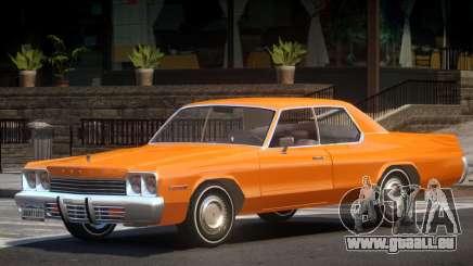 1973 Dodge Monaco pour GTA 4