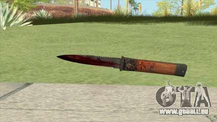 Edinburgh Switchblade (Bodyguard) V3 GTA V pour GTA San Andreas