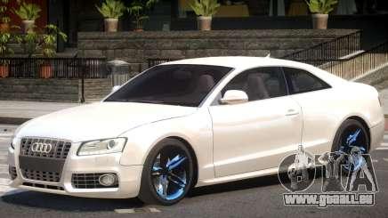 Audi S5 Upd pour GTA 4