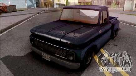 Chevrolet C10 1965 IVF für GTA San Andreas