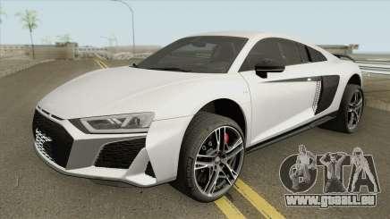 Audi R8 V10 Performance 2020 (HQ) pour GTA San Andreas