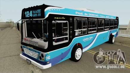 Metalpar Iguazu II MB-1718L-SB (Linea 124) für GTA San Andreas