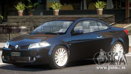 Renault Megane RS V1.1 pour GTA 4