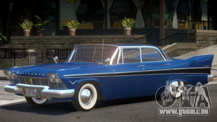 1957 Plymouth Belvedere pour GTA 4