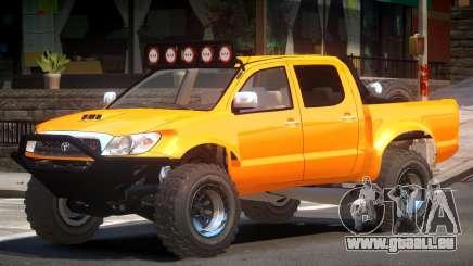 Toyota Hilux Trophytruck V1.0 für GTA 4