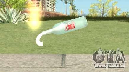 Molotov Cocktail GTA IV pour GTA San Andreas