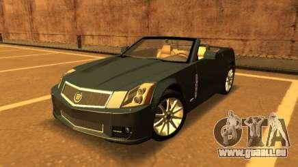 Cadillac XLR-V 2009 für GTA San Andreas