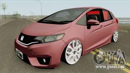 Honda Fit 2014 für GTA San Andreas