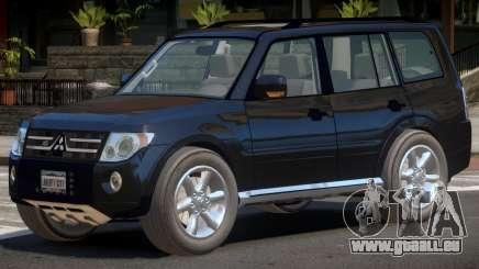 Mitsubishi Pajero Y11 pour GTA 4