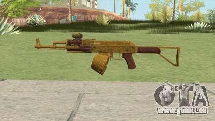 Assault Rifle GTA V Scope (Box Clip) pour GTA San Andreas
