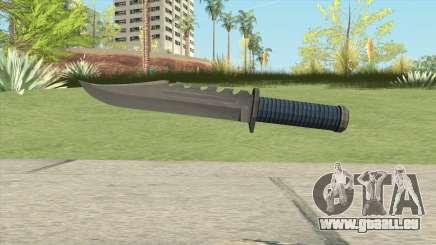 Hawk And Little Knife V1 GTA V pour GTA San Andreas