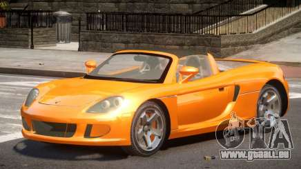 Porsche Carrera GT-R V1 pour GTA 4