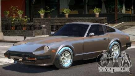 Nissan 280ZX V1.0 pour GTA 4