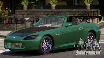 Honda S2000 Roadster pour GTA 4
