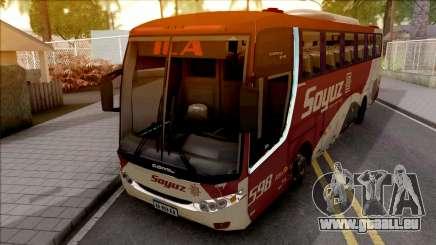 Comil Campione 3.45 Soyuz 2011 für GTA San Andreas