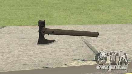 Battle Axe V1 GTA V pour GTA San Andreas