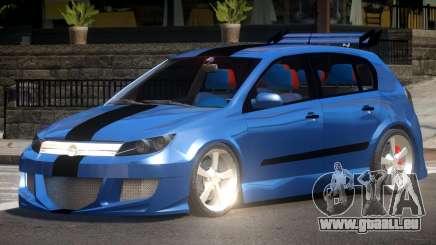 Opel Astra Custom pour GTA 4
