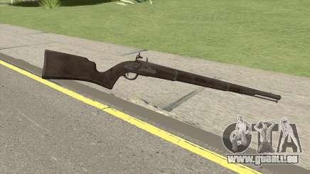 Edinburgh Musket (Platinum) GTA V für GTA San Andreas
