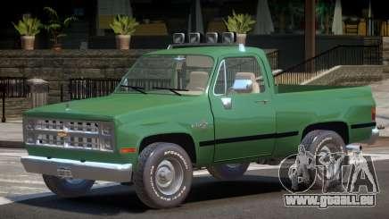 Chevrolet Blazer V1.0 pour GTA 4