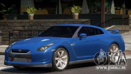 Nissan Skyline R35 Tuning pour GTA 4