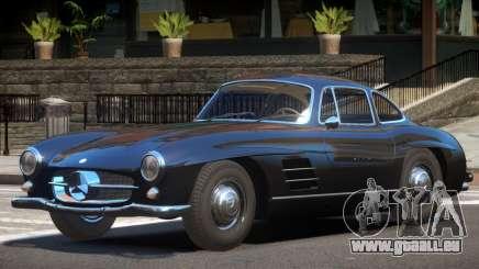 1954 Mercedes Benz 300SL Coupe pour GTA 4