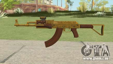 Assault Rifle GTA V Scope (Extended Clip) pour GTA San Andreas