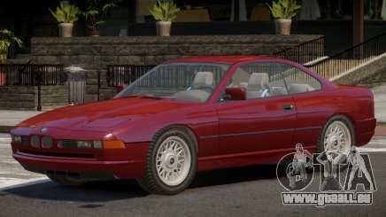 BMW 850i E31 V1.1 pour GTA 4