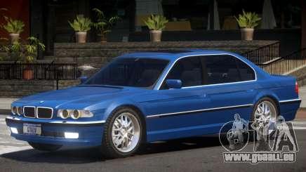 BMW 750i ST pour GTA 4