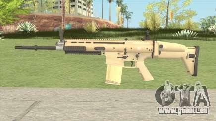 SCAR-H (MOH-W) pour GTA San Andreas