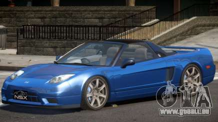 Honda NSX V1.0 pour GTA 4