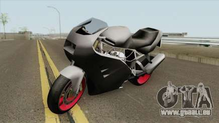 FCR-900 (Project Bikes) pour GTA San Andreas