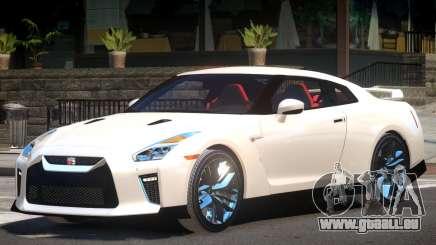 Nissan GTR Custom V1 pour GTA 4