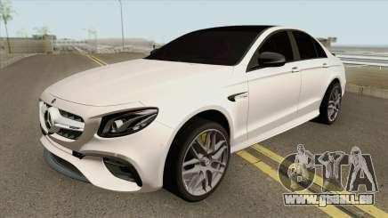 Mercedes Benz E63S (W213) für GTA San Andreas
