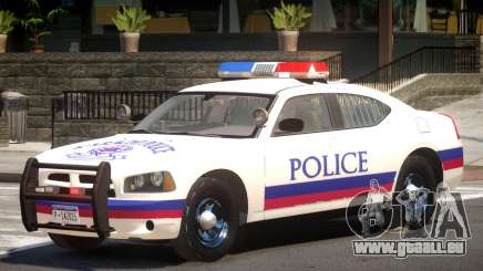 Dodge Charger Y12 Police pour GTA 4