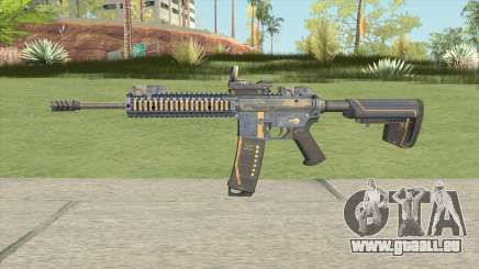 M4A1 (Sudden Attack 2) pour GTA San Andreas