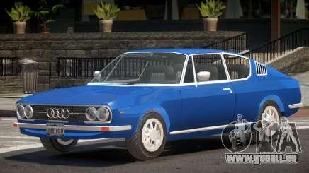 1970 Audi 100 V1.1 pour GTA 4