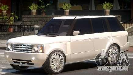Range Rover Vogue V1.0 pour GTA 4