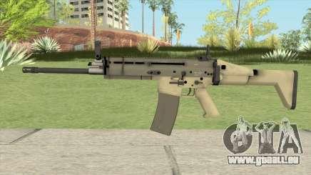 SCAR-L (L4D2) pour GTA San Andreas