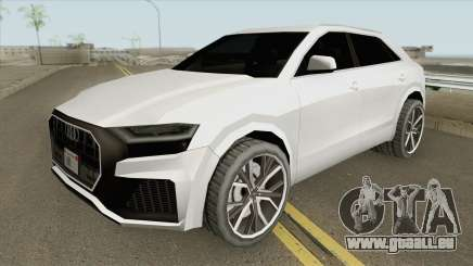 Audi Q8 2019 (Low Poly) pour GTA San Andreas