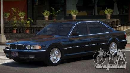 BMW 750iL E38 V1.0 pour GTA 4