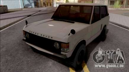 Land Rover Range Rover Classic 1970 für GTA San Andreas