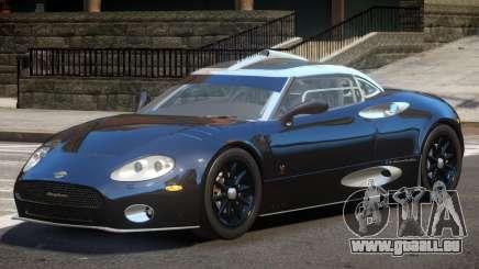 Spyker C8 V1.0 für GTA 4