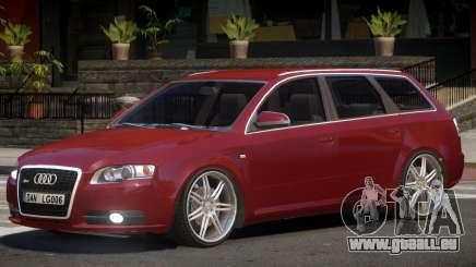 Audi A4 Avant V1.0 pour GTA 4