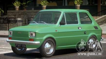 Fiat 126 V1.0 für GTA 4
