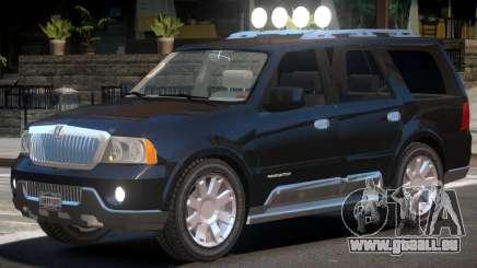 Lincoln Navigator V1 pour GTA 4