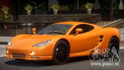 Ascari KZ V1.0 pour GTA 4