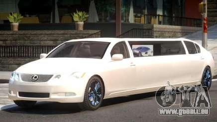 Lexus GS450 Limo für GTA 4