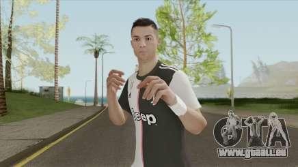 Cristiano Ronaldo (PES 2020) für GTA San Andreas